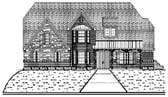 Plan Number 87940 - 4461 Square Feet