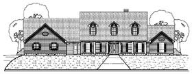 House Plan 87941
