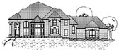 Plan Number 87943 - 4883 Square Feet