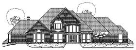 House Plan 87944