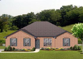 Traditional House Plan 87951 Elevation