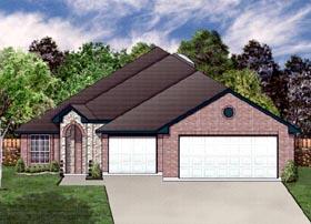 House Plan 87955