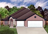 Plan Number 87955 - 2307 Square Feet