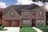 Plan Number 87961 - 2550 Square Feet