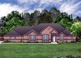 House Plan 87966
