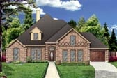 Plan Number 87974 - 2605 Square Feet