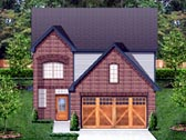 Plan Number 87987 - 2450 Square Feet