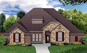House Plan 87989