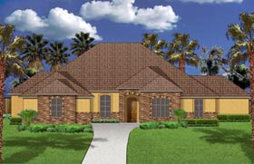 Plan Number 87994 - 3087 Square Feet