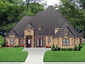 Plan Number 87998 - 4031 Square Feet