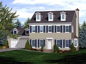 Plan Number 88002 - 2526 Square Feet