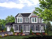 Plan Number 88007 - 2701 Square Feet