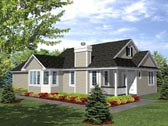 Plan Number 88027 - 1548 Square Feet