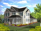 Plan Number 88028 - 2207 Square Feet
