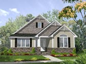 Plan Number 88035 - 1800 Square Feet