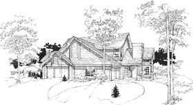 House Plan 88153