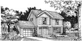 Plan Number 88160 - 1300 Square Feet