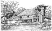 Plan Number 88164 - 2587 Square Feet