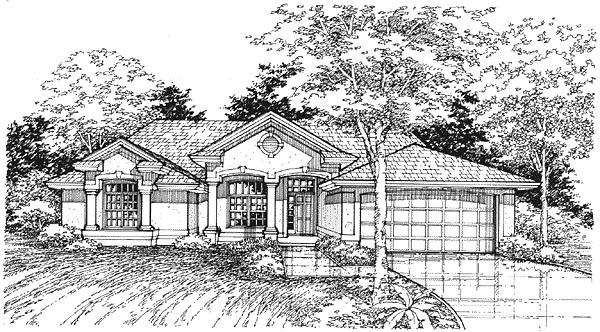 House Plan 88165
