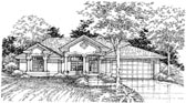 Plan Number 88165 - 2234 Square Feet