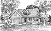 Plan Number 88166 - 2009 Square Feet