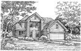 Plan Number 88167 - 1563 Square Feet
