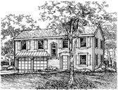 Plan Number 88174 - 1523 Square Feet