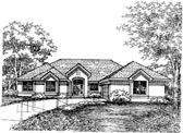Plan Number 88178 - 2847 Square Feet