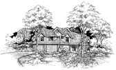 Plan Number 88185 - 3961 Square Feet