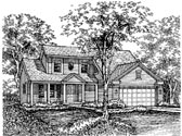 Plan Number 88191 - 1698 Square Feet