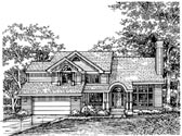 House Plan 88194
