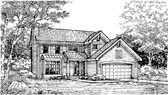 Plan Number 88199 - 1910 Square Feet