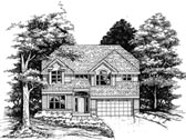 Plan Number 88202 - 2389 Square Feet