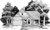 Plan Number 88208 - 1973 Square Feet