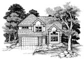 Plan Number 88212 - 1676 Square Feet