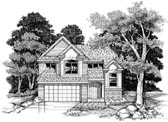 Plan Number 88213 - 1719 Square Feet