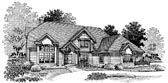 Plan Number 88216 - 3310 Square Feet