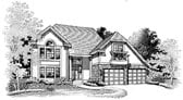 Plan Number 88226 - 1806 Square Feet