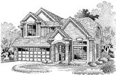 Plan Number 88229 - 1740 Square Feet
