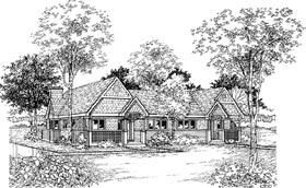 Multi-Family Plan 88242