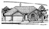 Plan Number 88316 - 1905 Square Feet