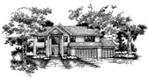 Plan Number 88322 - 2185 Square Feet