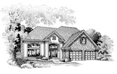 Plan Number 88393 - 1964 Square Feet