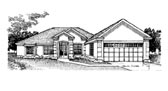 Plan Number 88395 - 2752 Square Feet