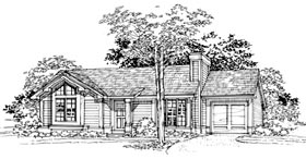 House Plan 88415