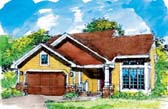 Plan Number 88416 - 1448 Square Feet