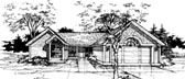 Plan Number 88420 - 1960 Square Feet