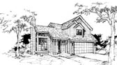 Plan Number 88424 - 1678 Square Feet