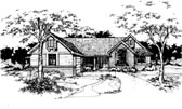 Plan Number 88425 - 1939 Square Feet