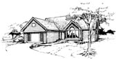 Plan Number 88428 - 1561 Square Feet